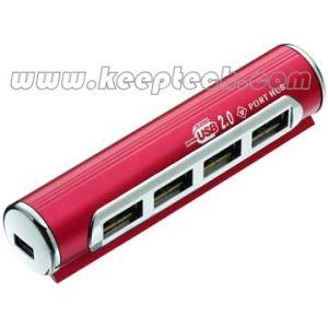 Cylinder 4 Port USB HUB (UH404)