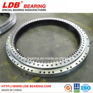 Single Row Ball Slewing Bearing Swing Circle Tower Crane pictures & photos