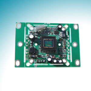 Camera Module with Color CCD