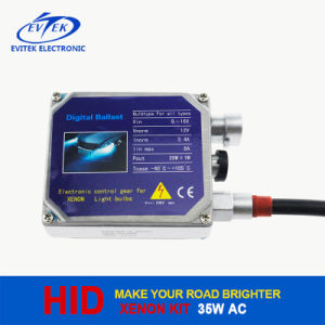35W H4-2 HID Xenon Bulb and Halogen Bulb Ballast for The Hi/Lo Headlight pictures & photos