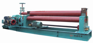 3-Rollers Rolling Machine of Steel Sheets