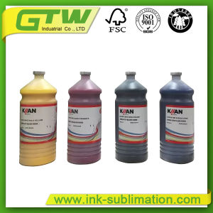 Italy Kiian Digistar E-Gold Sublimation Ink for Inkjet Printer pictures & photos