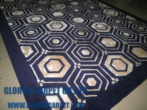 Hand Tufted / Wool& Silk Carpet pictures & photos