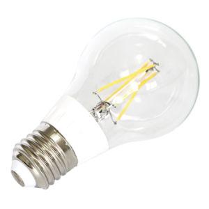 Golden 6W 600lm E27 Filament LED Bulb pictures & photos