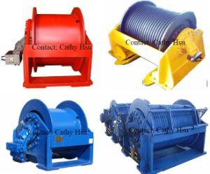 Drilling Rig Hydraulic Winch Marine Hydraulic Winch Dredger Hydraulic Winch (AF SERIES)