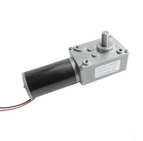 China 12v 24v Dc Worm Gear Motor L58sw31zy China Dc Worm Gear Motor Right Angle Dc Gear Motor