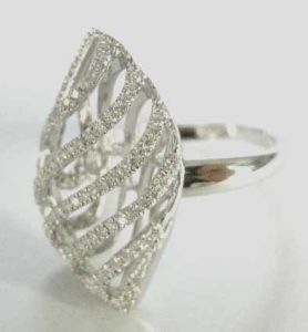 18k Gold Diamond Ring (GD0006)