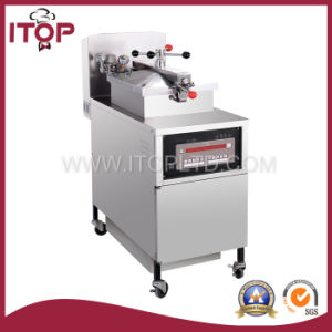Stainless Steel Electric & Gas Pressure Fryer (PFE-800/PFG-800) pictures & photos
