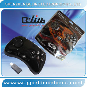 Wireless Street Fighter Pad for PS3 Wireless Controller (GL-P3003)