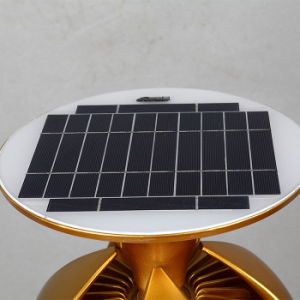 6W High Brightness Solar LED Lights with Lithium Battery pictures & photos