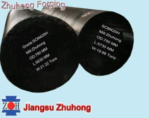 Forged Round Bar SCM420H pictures & photos