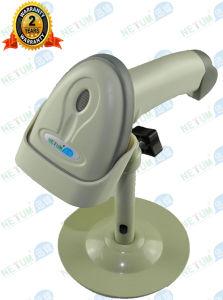 Handheld Laser Barcode Scanner/ Barcode Reader (LS-1698)