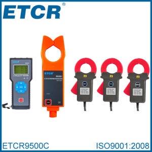 Three-Channel Wireless Hv Ct Ratio Tester (ETCR9500C)