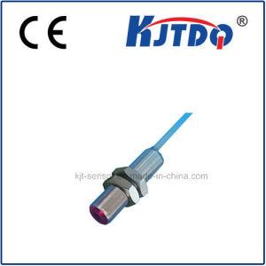 M12 Fiber Optic Infrared Diffuse Sensor Photocell Sensor PNP NPN pictures & photos