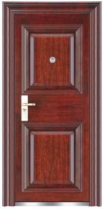 Steel Security Door (FX-B0211) pictures & photos