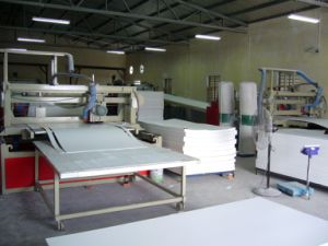 PVC Foaming Board Machinery pictures & photos