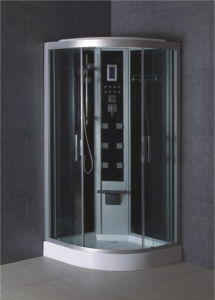 Shower Room/Steam Room/Steam Shower Room/Shower Cabin (86S01)