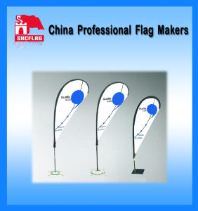 Promotion and Advertising Teardrop Banner Flag