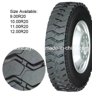Block Pattern Heavy Duty Truck Tires (1200R20) pictures & photos