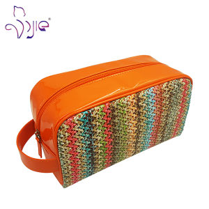 Colorful Matting 100% PP Material Makeup Cosmetic Bag pictures & photos
