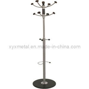 Modern Metal Bag Cloth Hanger Garment Clothes Rack Hat Coat Stand pictures & photos