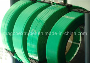 Plastic Machine Pet Packing Strap Band Production Line pictures & photos