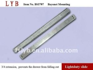 27mm Single Extension Bayonet Mounting Ball Bearing Slides pictures & photos
