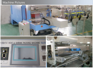 Automatic Beverage Thermal Contraction Wrapping Machine pictures & photos