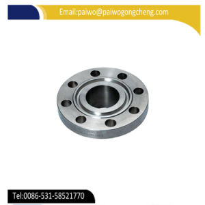High Precision Forged Hydraulic Flange with 30crnimo8 Alloy Steel pictures & photos