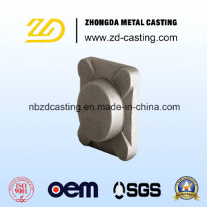 Customized Investment Casting with Machining for Hydralic Cylinder pictures & photos