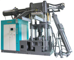 Rubber Injection Moulding Machine (RA Series)