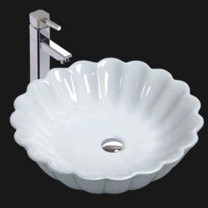 Unique Porcelain Bathroom Vessel Sinks (6047) pictures & photos