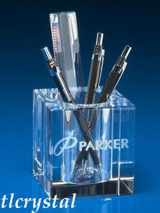Crystal 3D Laser-Crystal Penholder (TL09073109)