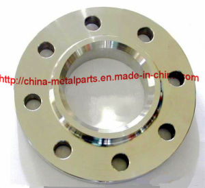 Stainless Steel Parts Forging Flange Machinery Parts