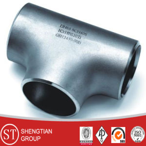 "Pipe Fitting Carbon Steel Tee 316L (1/2""-72"" Sch10-Sch160) pictures & photos"