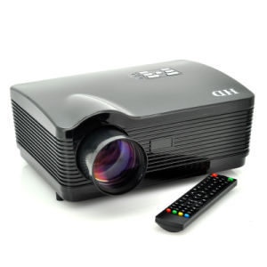 LED HD Home Theater Projector - 2000: 1, 3000 ANSI Lumens, 1280X768, DVB-T
