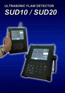 Digital Ulrasonic Flaw Detector (SUD20) pictures & photos