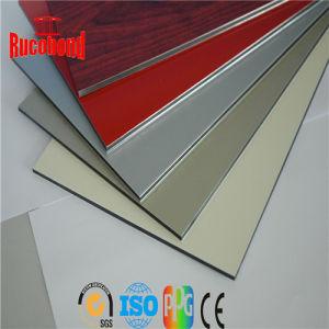PVDF PE Wooden Style Aluminium Composite Panel ACP Acm (RCB2013-N52) pictures & photos