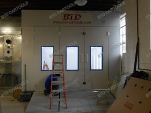 Paint Booth High Quality Spray Booth for Sale Paint Booth pictures & photos