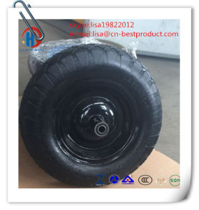 High Quality PU Foam Wheel pictures & photos