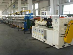 Rubber Extrusion Salt-Bath Vulcanizing Line (XJW-90X20D)