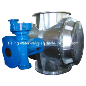 Four-Way Butterfly Valve to Be Used on Industrical