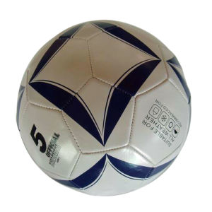 Machine Stitched PVC Football (XLFB-076)