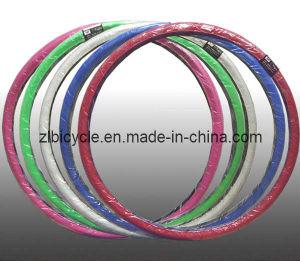 700c Fix Gear Bike Colorful Wheel Tire pictures & photos