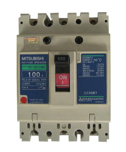 MCCB (Moulded Case Circuit Breaker)-NF-CW
