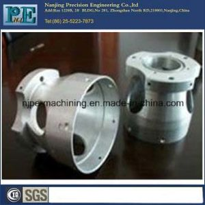 Customized Casting Brass CNC Machining Base for Hotel Trolley pictures & photos