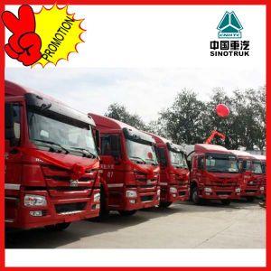 Sinotruk HOWO 6X4 10 Wheel Tractor Truck