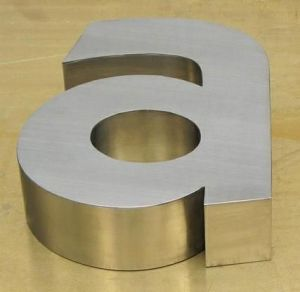 Outdoor Advertising Stainless Steel Channel Letter pictures & photos