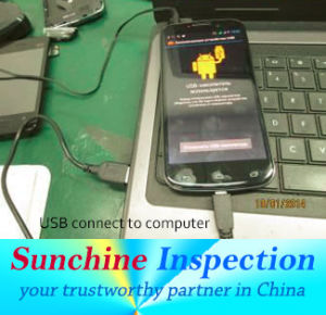 Android 3G Smartphone Quality Inspection Service in Shenzhen / Guangzhou / Dongguan pictures & photos