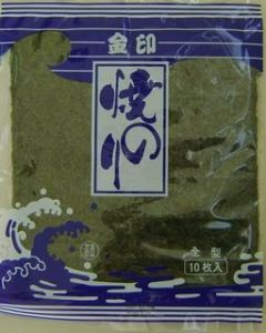 Yaki Sushi Nori (10 Sheets)